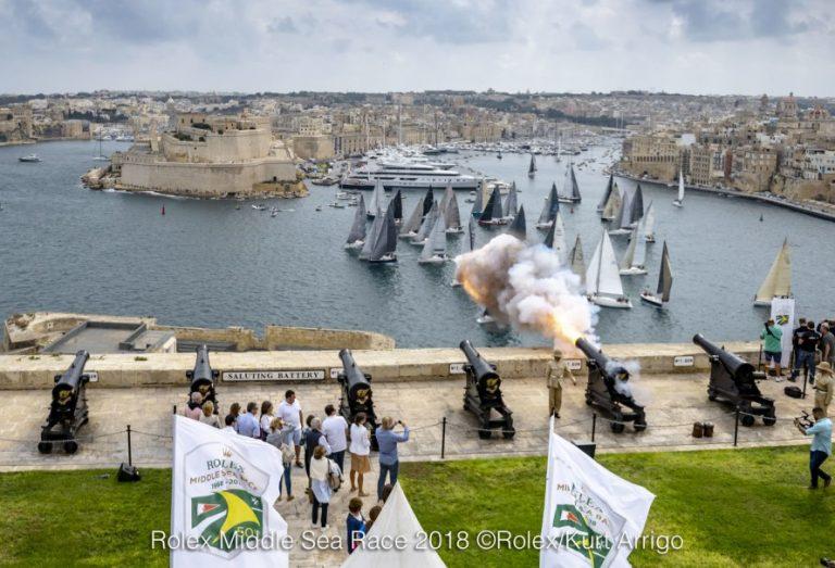Opäť štartujeme na Rolex Middle Sea Race