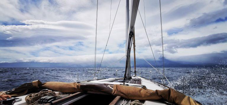 Jachtou po Azorských ostrovoch
